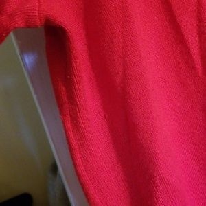 Lane Bryant Sweaters - Lane Bryant red cardigan
